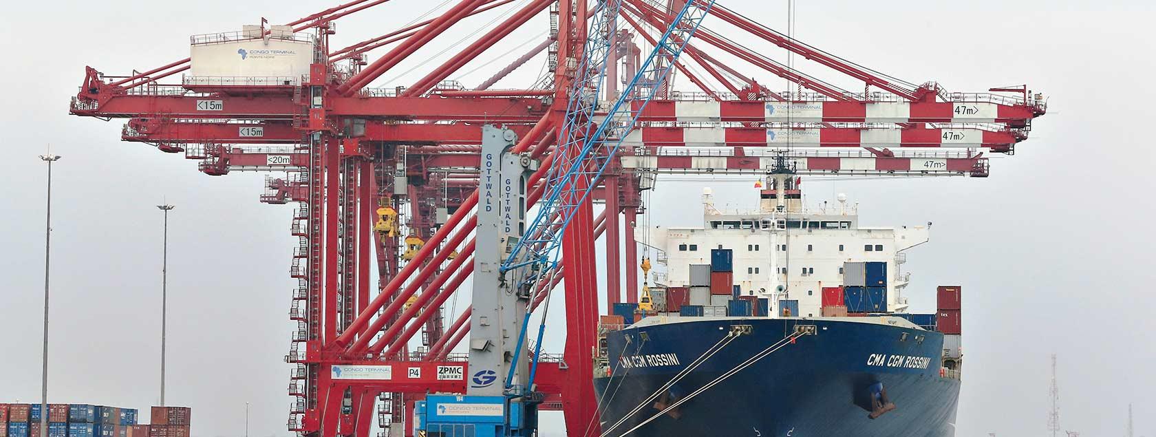 Transportation and logistics - Bolloré